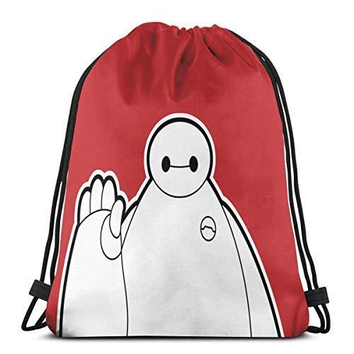 XCNGG Bolsa con cordón Bolsa con cordón Bolsa portátil Bolsa de Gimnasio Bolsa de Compras Classic Drawstring Bag- Gym Backpack Shoulder Bags Sport Storage Bag for Man Women