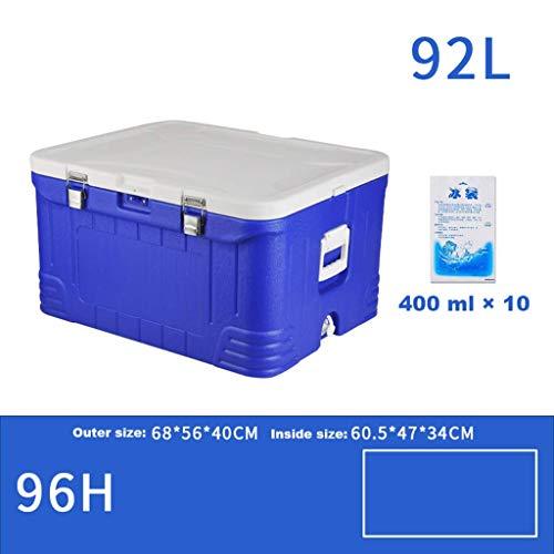 MDD Caja de refrigeración, congelador profundo Sin cremallera Enfriador de hardware - - Bebidas de cerveza, barbacoa, tabla de cola y actividades al aire libre Saludables y respetuosas con el medio a