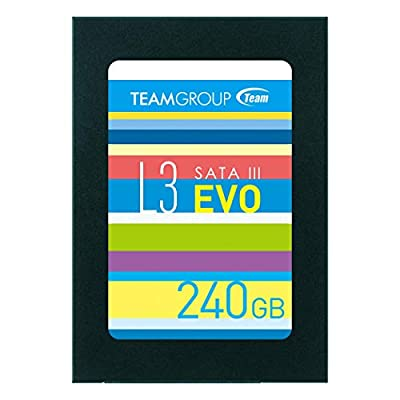 TEAMGROUP 2.5 Inch SATA III Internal Solid State Drive SSD