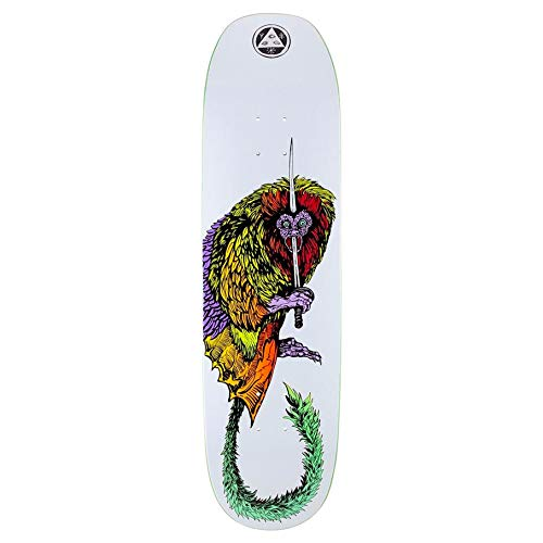Welcome Skateboard Deck Tamarin on Moontrimmer 2.0 8.5