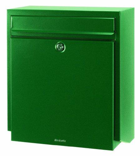 Brabantia 616006 Briefkasten B 180 grün