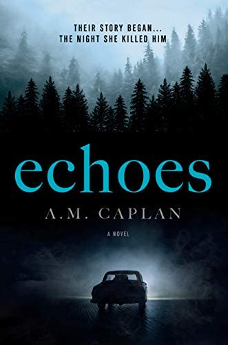 Echoes A Supernatural Thriller Echoes Trilogy Book 1 product image
