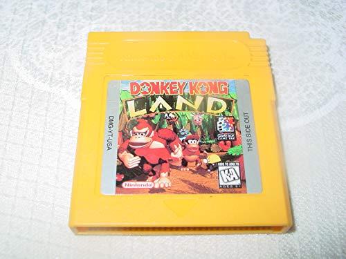 GB Donkey Kong Land