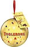 Toblerone Christmas Bauble with 6 Milk and 6 Dark Mini Bars 96g