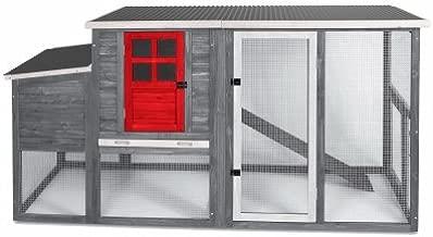 Precision Pet Red Door Hen House II