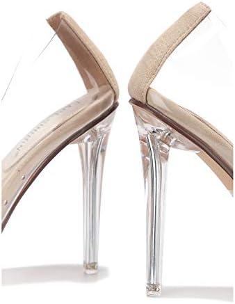 Glass wedding shoes _image4
