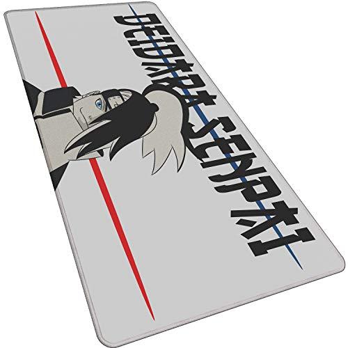 Anime maus pads Anime Ninja-B gaming mauspad computer mousepad 900X400X3mm XXL gaming mauspad gamer zu tastatur laptop maus matten,Verdickt wasserdicht