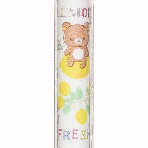 San-X Rilakkum Relax Fresh Lemon Theme Dr. Grip G-spec (Dr. Grip G spec) ballpoint pen PP21701 Photo #4