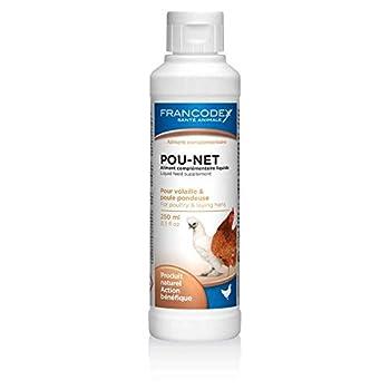 Francodex - Aliment Complémentaire POU-Net pour Volaille - 250ml