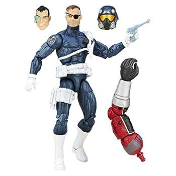 Marvel 6-Inch Legends Series Nick Fury Figure