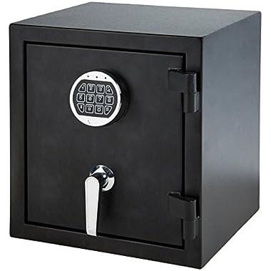 AmazonBasics Fire Resistant Safe - .83 Cubic Feet