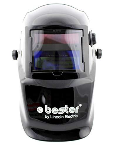 Lincoln Electric B3053-1-CE Bester Linc Screen II Máscara de Soldadura con Oscurecimiento Automático