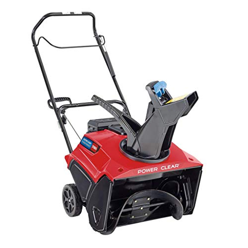 Toro Power Clear 721 E 21 in. 212 cc Single-Stage Self Propelled Electric Start Gas Snow Blower