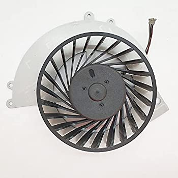 Internal Cooling Fan Replacement for SONY Playstation 4 PS4 CUH-1000 CUH-1100 CUH-10XXA CUH-11XXA CUH-1115A 500GB  KSB0912HE DC12V
