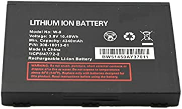Replacement Battery for Netgear Verizon Jetpack W-9 W9...