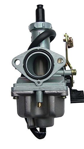 shamofeng PZ26 26mm Carburetor with Cable Choke for Honda CB125 XL125S TRX250 TRX250EX Recon, GY6 150cc ATV Quad Go-Kart Buggy and Dirt Bike, Taotao, Buyang, Coolsort, Kazuma, SunL, Roketa, AIM-EX