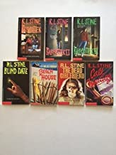 R. L. Stine (Set of 7) Babysitter 1-3; Blind Date; Beach House; Dead Girlfriend; Call Waiting