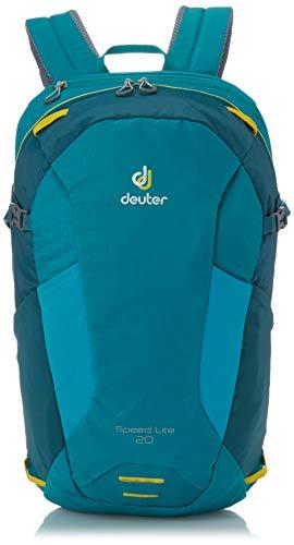 deuter Speed Lite 20 Trekking Backpack, Petrol-Arctic, 0