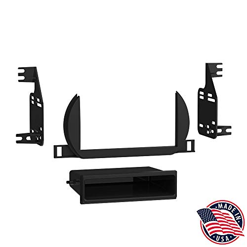 Metra 99-7418 Installation Kit for 2002-2004 Nissan Altima Vehicles -Black