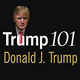 Trump 101     The Way to Success              Auteur(s):                                                                                                                                 Donald J. Trump,                                                                                        Meredith McIver                               Narrateur(s):                                                                                                                                 Alan Sklar                      Durée: 3 h et 46 min     1 évaluation     Au global 5,0