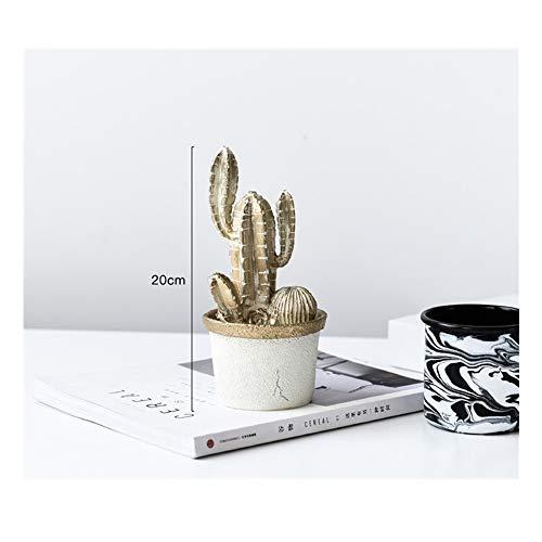 AJLNSL Skulptur Nordic Kreative Desktop Dekoration Home Wein Kabinett Dekoration Dekoration Software Dekoration Zwischen Tv Kabinett Vorlage, B Statuen