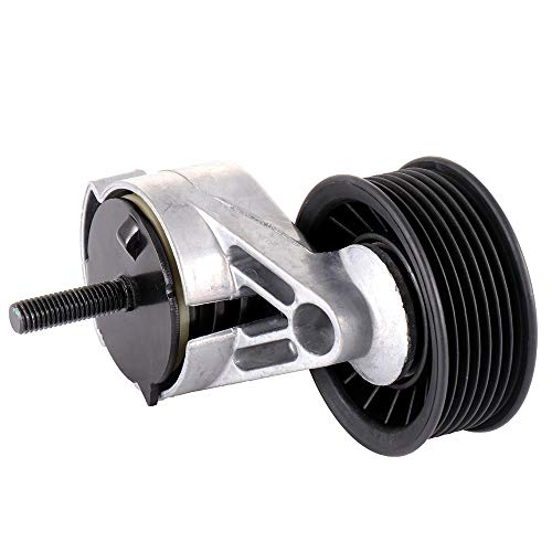 ECCPP Belt Tensioner Assembly Fit for 1995-1998 for Dodge B3500 1995-1996 1998-2003 for Dodge for Ram 1500 Van 1997-2003 for Dodge for Ram 3500 Van 1993-1998 for Jeep Grand Cherokee