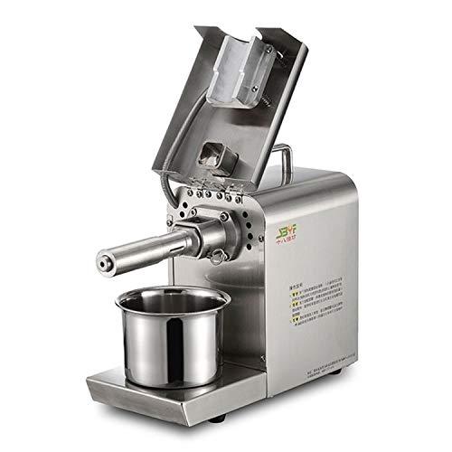 Qazwsxedc para la Cocina Sembrar ZYS 40x36.5x16cm Prensa de Aceite Extrator Acero...