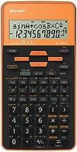 Sharp EL-509TS-YR Scientific Calculator EL509TS オレンジ
