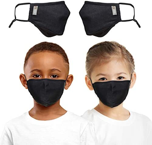 Copper Compression Face Mask for Kids Highest Copper Content Reusable Face Masks for Boys and product image
