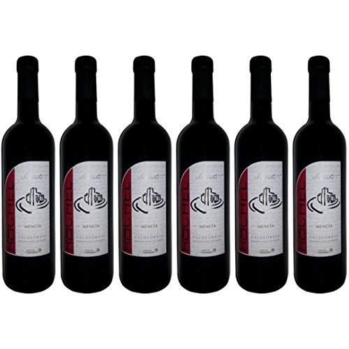 Ruchel Vino Tinto  - 6 Botellas - 4500 ml