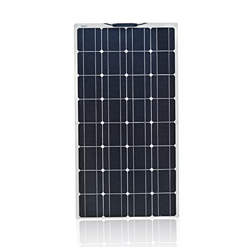 HAITOY 100W Flexibel Solarpanel...