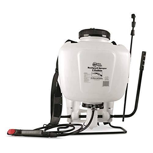 Backpack 4 Gallon Tank Sprayer