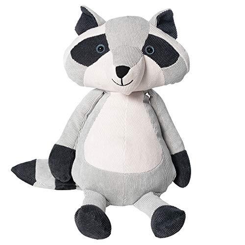 Manhattan Toy Folksy Foresters Raccoon Stuffed Animal