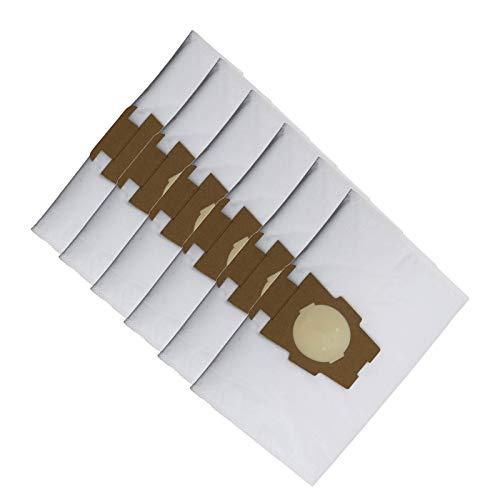 Confezione da 6 sacchetti per aspirapolvere per la riduzione degli allergeni, compatibili con tutti i Kirby 204811 Hertage Legend ecc.