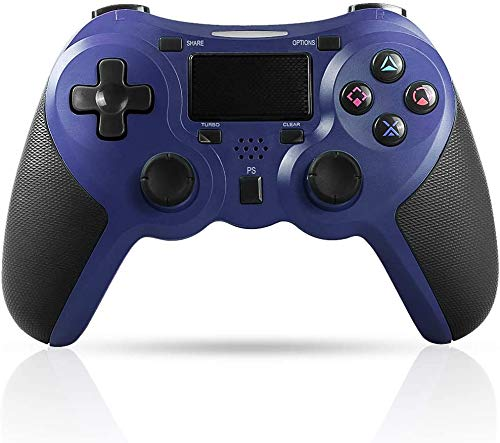 Controller für PS4 ,STOGA Wireless Game Controller Gamepad für playstation 4-Spielbrett Dual-Vibration und Audiofunktionen Kompatibel mit PS4/PS4 Slim/PS4 Pro