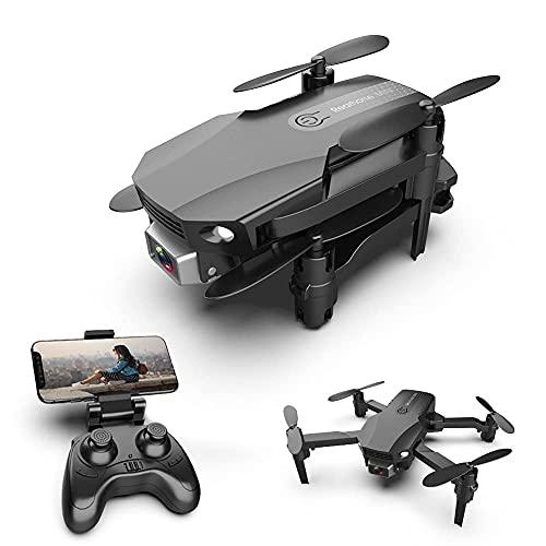 Drone GPS FPV con videocamera Live 4K HD per Adulti e Bambini, quadricottero RC con Ritorno Automatico GPS a casa, Mantenimento dell'altitudine e modalità seguimi, Tempo di Volo Lungo, Facile per i p