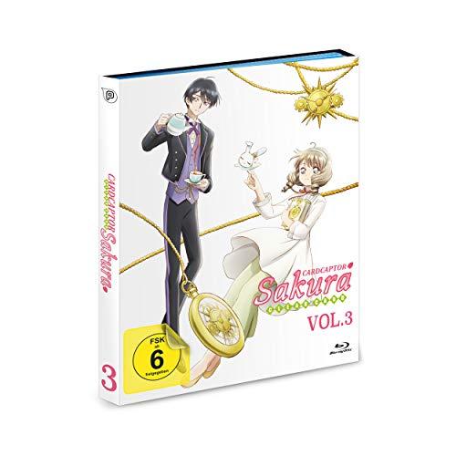 Cardcaptor Sakura: Clear Card Arc - Vol. 3 - [Blu-ray]