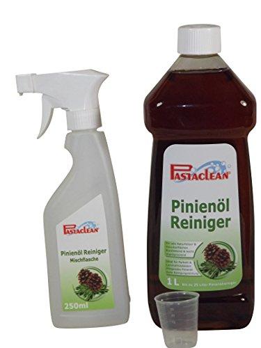 Pastaclean Pinienöl Reiniger 1 Liter Gel Konzentrat + Mischflasche