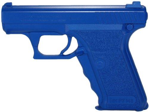ACK, LLC Ring's Blue Guns H&K P7M8 Blue Training Gun
