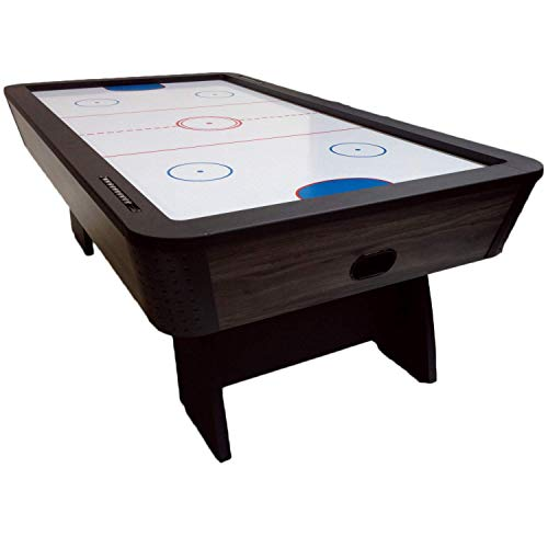 Lowest Prices! Generations Gameroom Marksman Greystone 7' Air Hockey Table