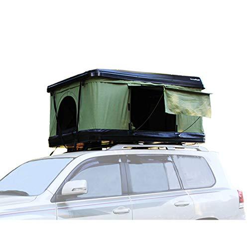 Auto Im Freien Autoseite Camping Selbstfahrende Tour Falten Hardtop Hartschale Doppelauto Top Zelt Dachträger