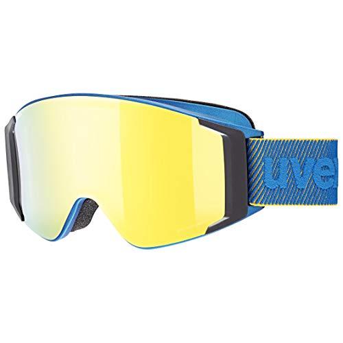 Uvex Unisex G.gl 3000 to Sportbrille, Underwater mat/Gold-Clear, one Size