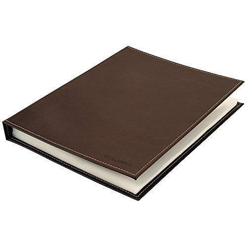 Pasta Catálogo 50Envelope Classic Marrom, Dac, Pasta Catálogo 50Envelope Grande Classic Marrom 6038Mr, Marrom, 6038Mr