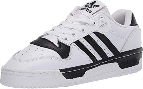 adidas Originals Men's Sneaker, FTWR White/FTWR White/Core Black, Numeric_10
