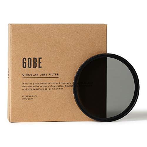 Gobe - Filtro per obiettivi ND64 (6 Stop) 72 mm (2Peak)