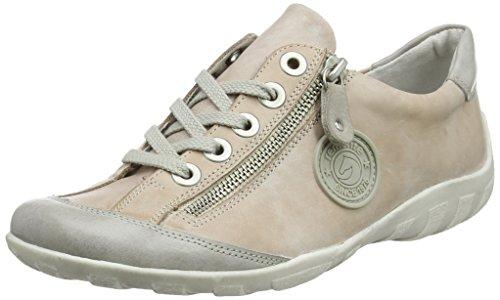 Remonte Damen R3443 Sneaker, pink (Ice/Altrosa), 36 EU