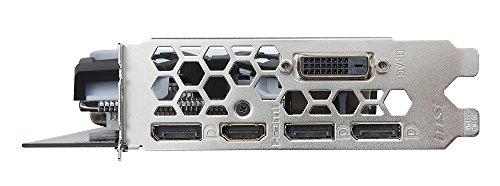 『MSI GeForce GTX 1060 ARMOR 6G OC グラフィックスボード VD6103』の4枚目の画像