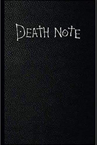 Death Note Notebook: Great Notebook for School or as a Diary. (Death Note Notebooks)