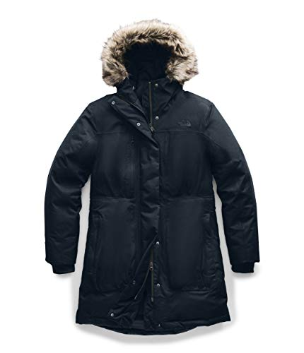 The North Face Downtown Parka Urban Navy LG