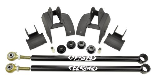Tuff Country 30991 Traction Bar Performance For Use w/4 in. Rear Axle Only Lighter Duty Alternative To Ladder Bar Reduces Axle Hop/Wrap Traction Bar